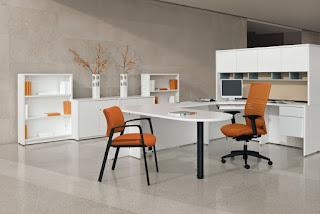 Global Genoa Executive Furniture