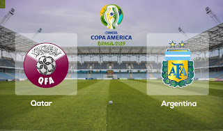 مشاهدة مباراة قطر والارجنتين