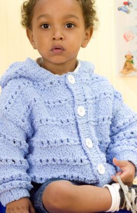 1efe049644ec5c Miss Julia s Patterns  Free Patterns - 35 Baby Sweaters to Knit ...