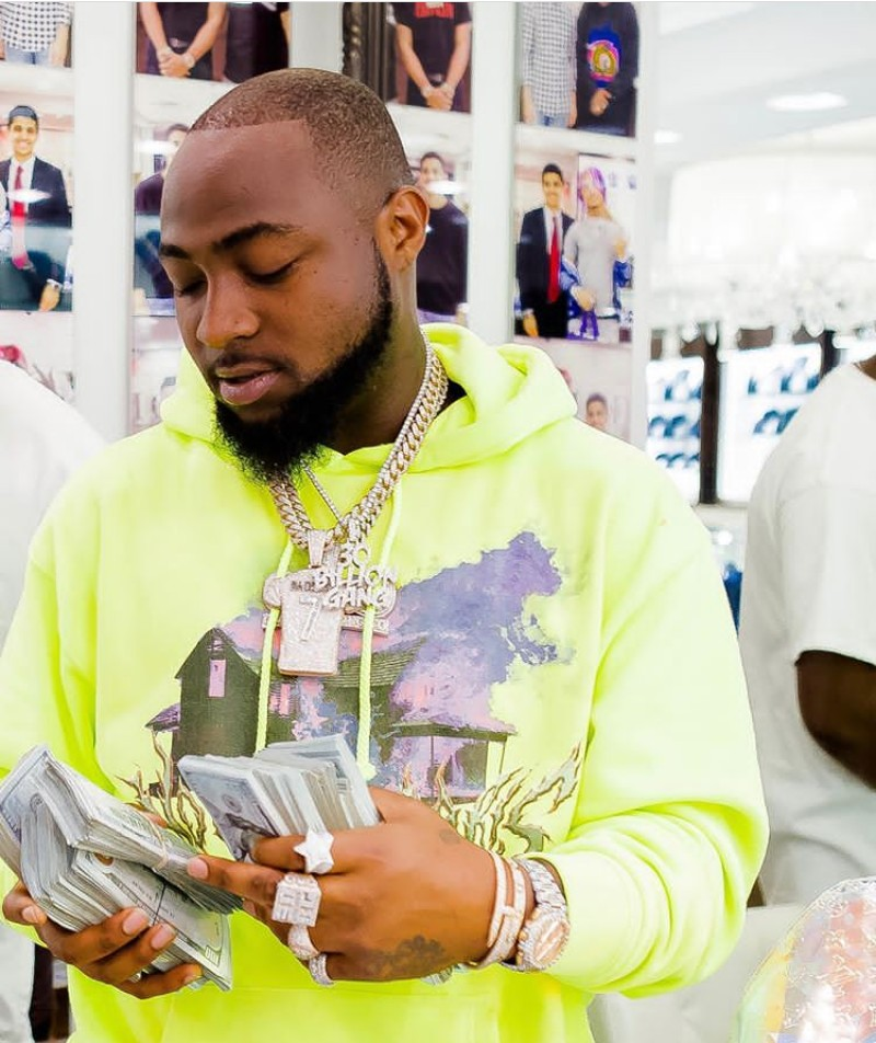 Davido's Biography And Current Net Worth In Dollars [Forbes