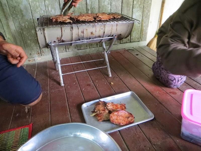 Шашлык из свинины, Самуи