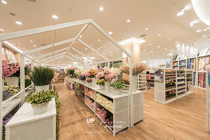 kaison aeon bukit tinggi with big feature high floral house