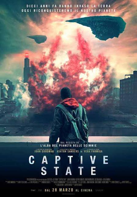 الإصدارات العالية الجودة HD في شهر يونيو 2019 June فيلم الأكشن captive state