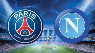 Paris Saint Germain vs Napoli Live Streaming Today 24-10-2018 UEFA Champions League