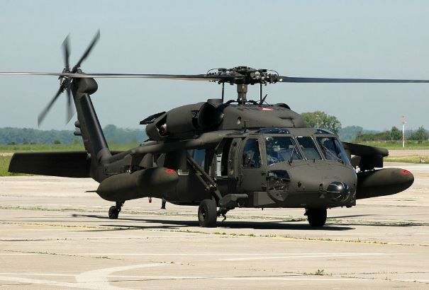 Sikorsky UH-60M Black Hawk weapon