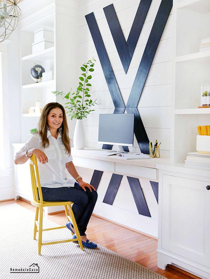Cristina Garay's office