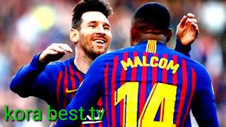 مالكوم :  ميسي ليس رئيس  برشلونة.. ونيمار سيعود
