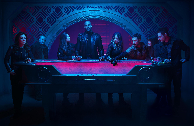 Agents of SHIELD, Season 6, 2019, TV Series