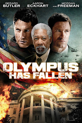 Olympus Has Fallen 2013 Dual Audio Hindi 720p BluRay 950mb