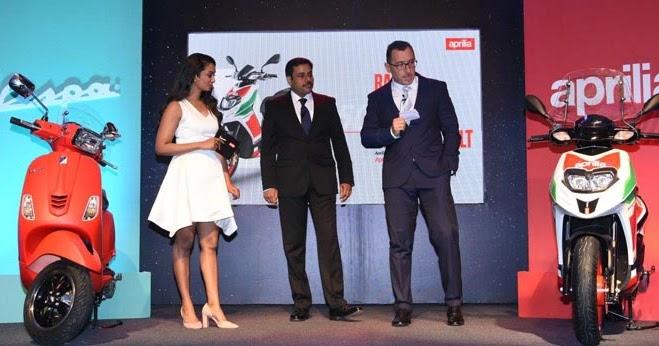 alta moda acquista per ufficiale stile unico Mumbai Newsbox: Aprilia & Vespa India launches 5 new ...
