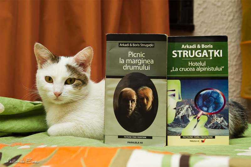 carti frații Strugațki