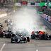 Perez vence o GP do Azerbaijão, Vettel e Gasly vão ao pódio enquanto Hamilton erra e pneu de Verstappen estoura