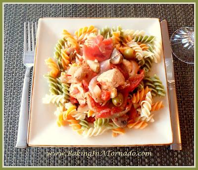 Favorite Cacciatore | recipe developed by www.BakingInATornado.com | #recipe #dinner