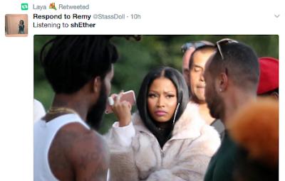 shETHER Memes Remy Ma Nicki Minaj Beef