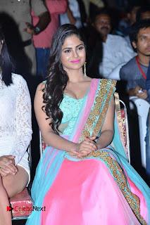 Actress Naina Ganguly Stills in Long Dress at Vangaveeti Audio Launch  0070.JPG