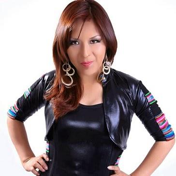 Ximena Camargo autora de Mujer Aymara