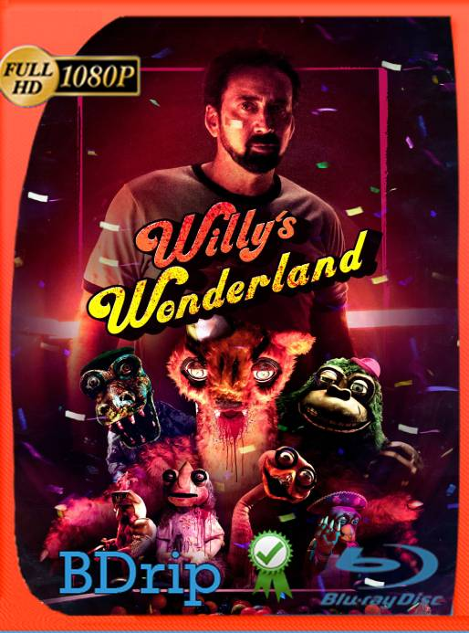 Willy's Wonderland (2021) BDRip 1080p Latino [GoogleDrive] Ivan092