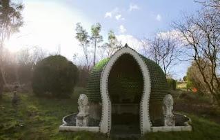 fantasy children garden