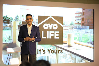 OYO LIFE emerges as the largest long-term co-living player in India in just one year since launch