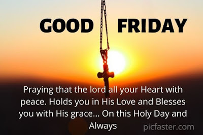 Good Friday Images With Quotes, Wishes  [2020]