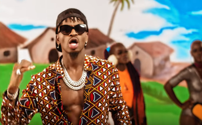 Video | Stanley Enow released the official music video 'My Way' featuring Diamond Platnumz and Ariel Sheney.