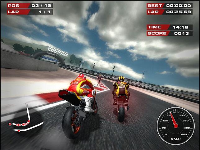 Game Balap Motor Pc Superbike Racers Gratis