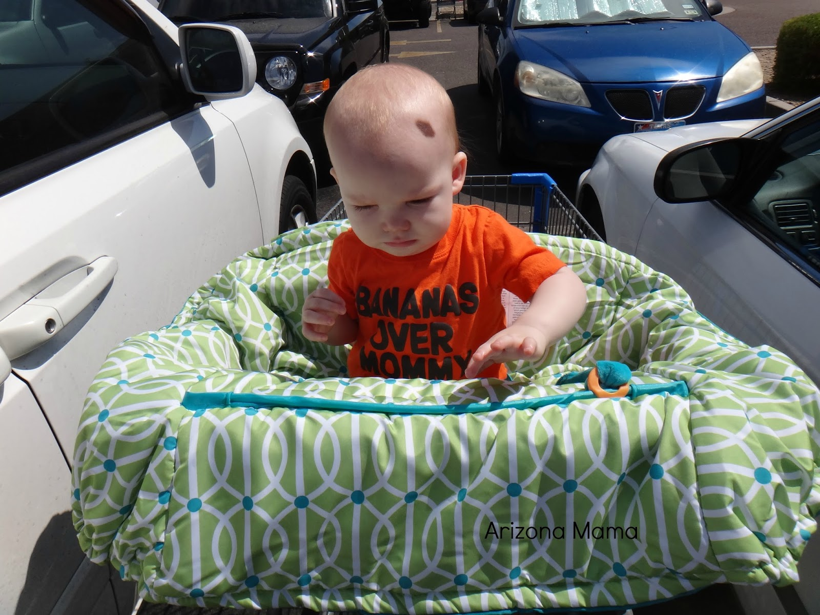 Boppy Baby Chair Green Marbles Academy Lawn Chairs Arizona Mama Cutting Down Germs While On The Go With