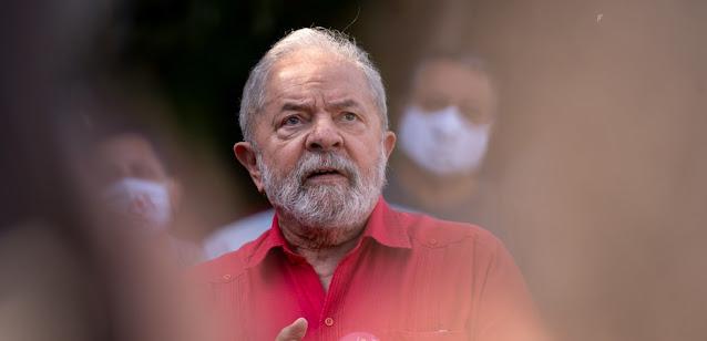 Lula de volta ao jogo