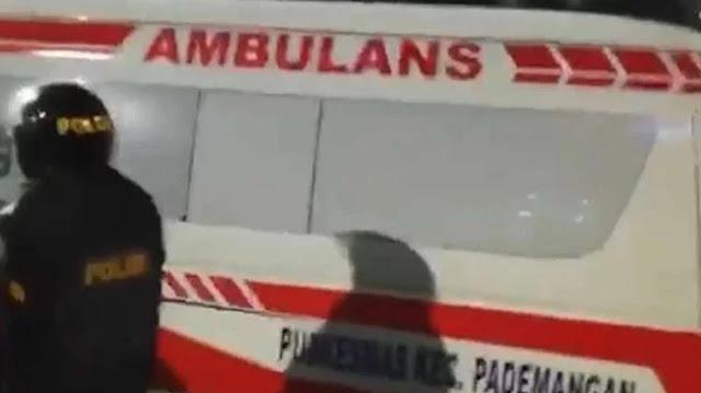 Jejak Digital Video Ambulans DKI Jakarta, Ada Buzzer di Balik Batu