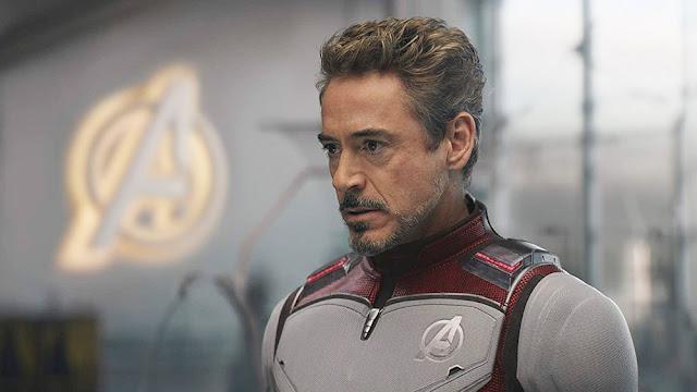 Robert Downey Jr. Anthony and Joe Russo | Iron Man | Marvel's Avengers: Endgame