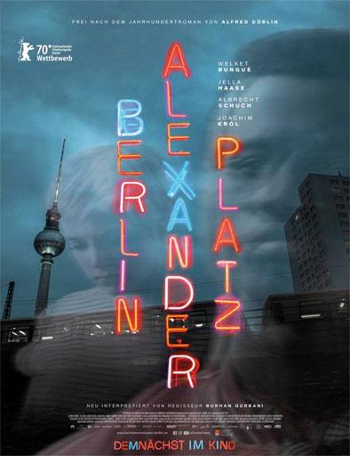 Poster de Berlin Alexanderplatz