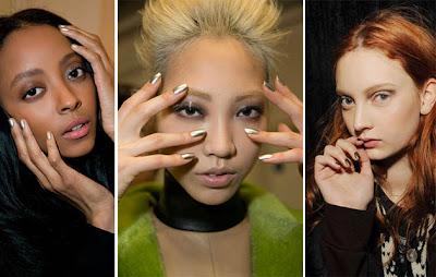 νύχια,τάσεις μόδας,φθινόπωρο 2013,χειμώνας 2014