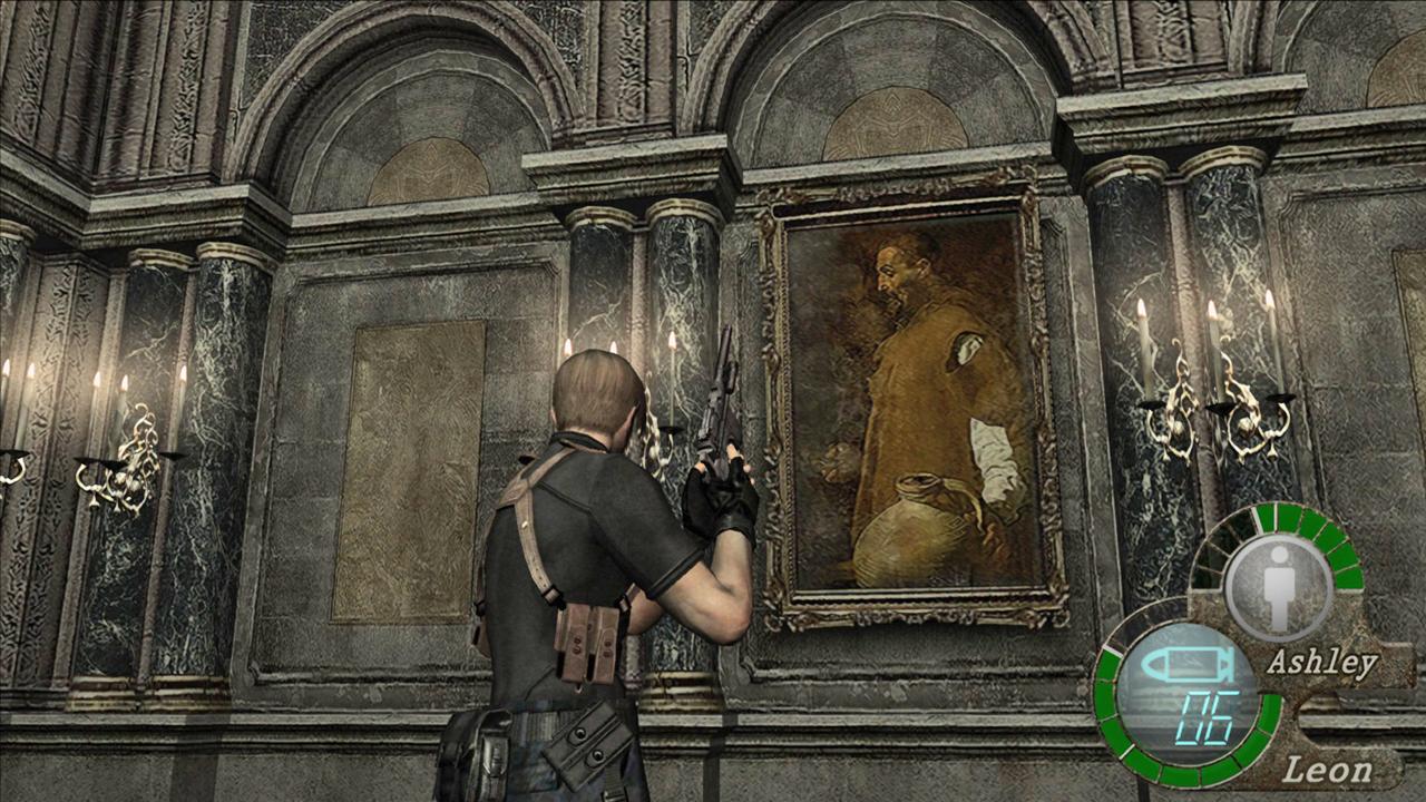 Strange Dark Stories Art In Video Games Classic Art In The Resident Evil Games