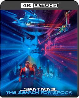 Star Trek III: The Search for Spock  [1982] [UHD] [Castellano]
