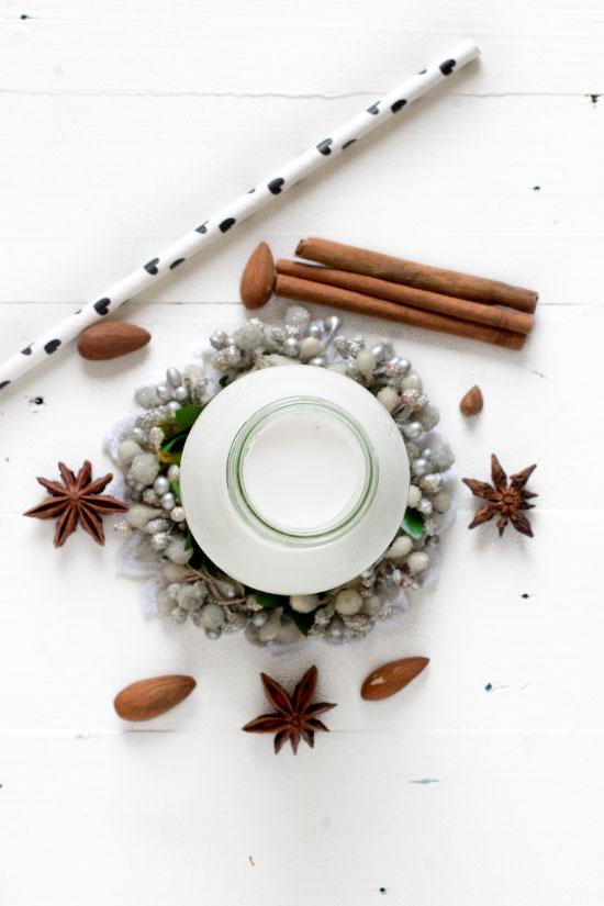 Domaće bademovo mleko / Homemade almond milk - Magična Oklagija
