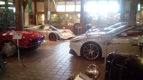 James Bond Memes A Visit To The Aston Martin Museum