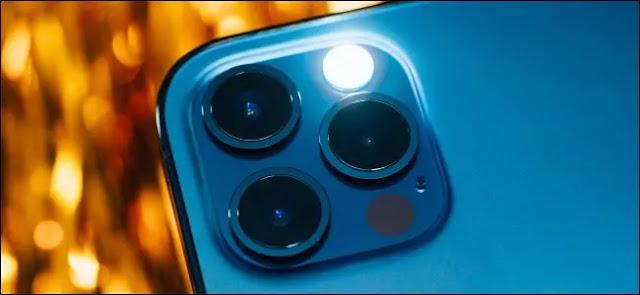 كاميرات الهواتف الذكيه المدعومه بتقنيات الذكاء الاصطناعي