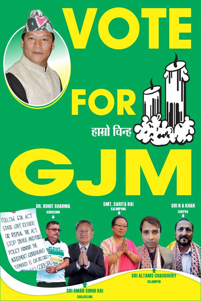This Election: Why GJM?