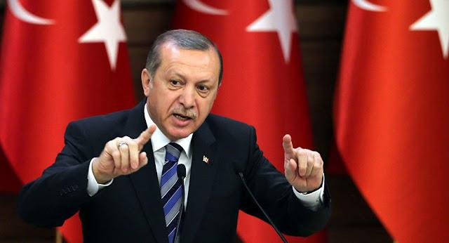 Επίσκεψη Ερντογάν: Τι ώρα φθάνει στην Αθήνα ο Τούρκος Πρόεδρος