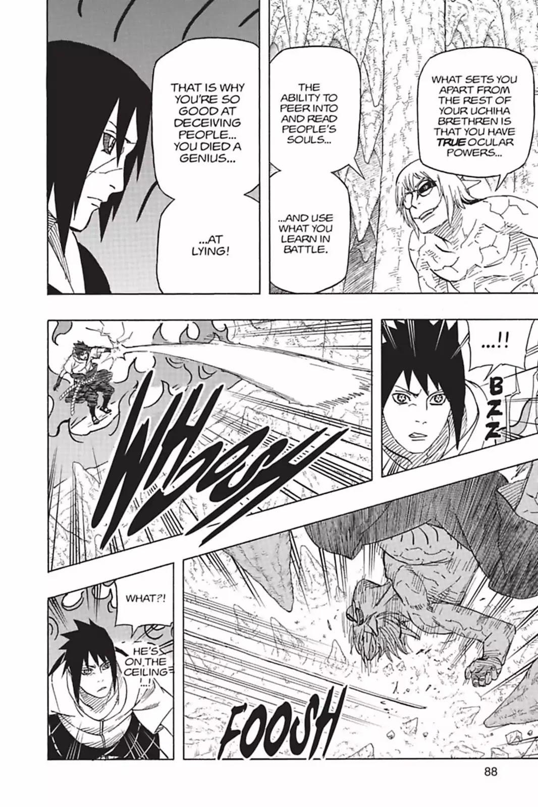 Kabuto é superior ao Jiraiya? Venha aqui é conte-me mais sobre isso 008