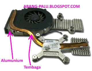gambar heatsink laptop