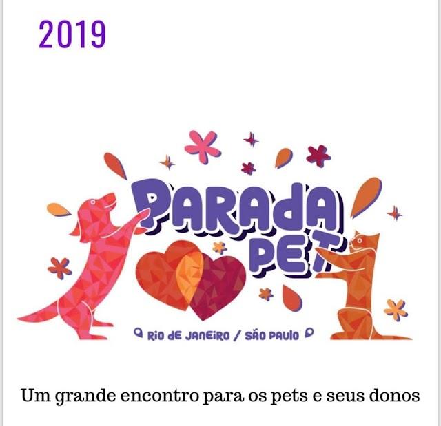 São Paulo e Rio ganham uma Parada para os Pest em Dezembro