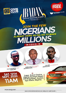 Ibadan  Mega Car Award Summit EXPO!!!