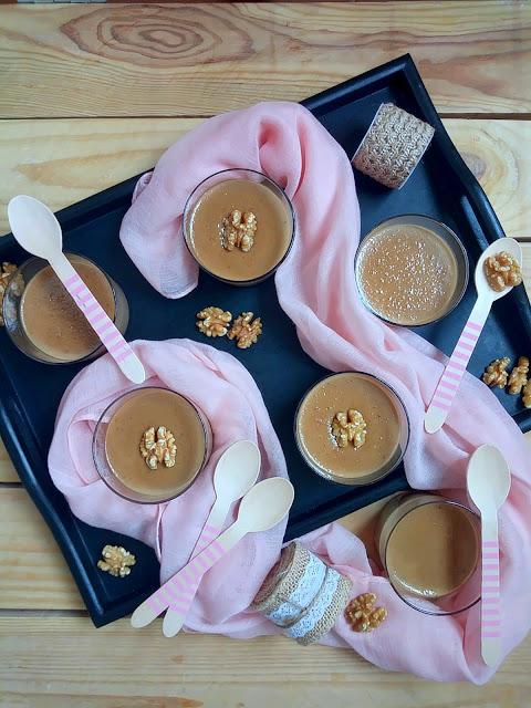 Intxaursaltsa. Intxaursalsa. Crema De Nueces (en Monsieur Cuisine) (receta Vegana)