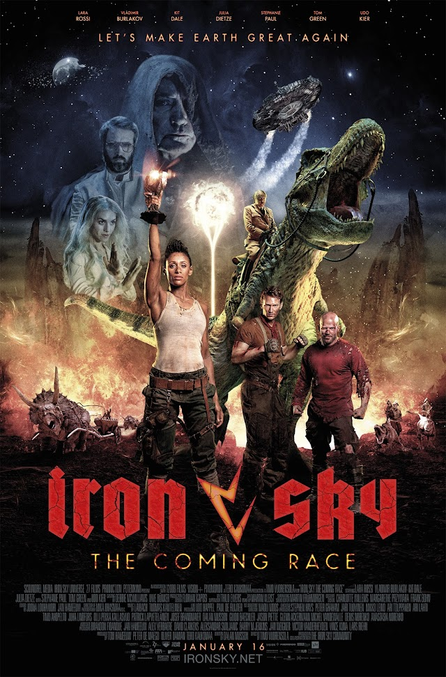 Iron Sky: The Coming Race 2019 Movie Free Download - Watch Online