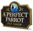 placa pet shop