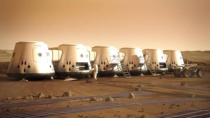 Mars technology of 2025-2099