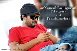 20 years of Puri Jagannath film career and his blockbusters films list