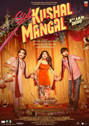 Sab Kushal Mangal 2020 Hindi HDRip 720p