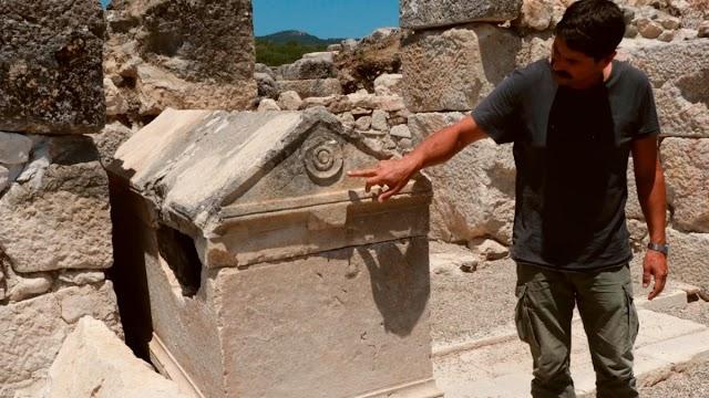 Bazilikal Planlı Kilise Kibyra'da Bulundu